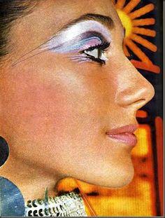 Marisa Berenson una actriz de los 70