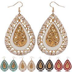 2017 Bohemia Vintage Styles Hand Shield Elegant Bohemia Earrings Fashion Classic Jewelry Free Shipping