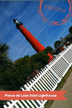 PHOTO TOUR: Ponce de Leon Inlet Lighthouse | About.com Family Vacations #lighthouse #florida