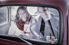 Truck, Christmas, Family, Toddler