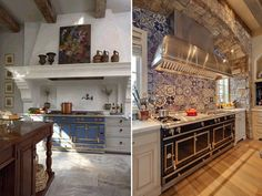 La Cornue oh how I dream of you!! I should just build my dream kitchen instead of my dream home.......