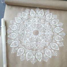 White love ❤ #mandalala#mandala#whitemandala#mandalas#artwork#whiteartwork#zentangle#zentangleart#drawind#drawingtime#design#whitedesign#mandaladesign