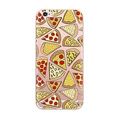 Para iPhone X iPhone 8 Carcasa Funda Ultrafina Diseños Cubierta Trasera Funda Comida Suave TPU para Apple iPhone X iPhone 8 Plus iPhone 8