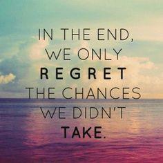 #Quote #Chances #Faith
