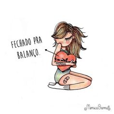 Tão eu Cute Comics, Sad Love, My Lord, Women Empowerment, Memes, Girl Power, Insight, Wisdom, Mood