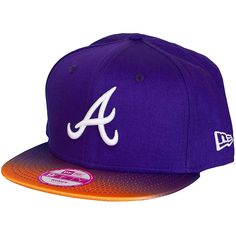 bbbc0a1b92d New Era 9FIFTY Women Cap Fade and Shine Atlanta Braves Wolle Kaufen