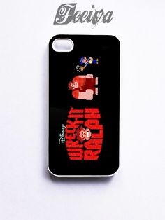 Disney Wreck It Ralph Phone Case For iPhone Samsung iPod Sony | Feeiva