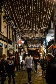 After having a sumptuous meal in Glasgow's top-notch Ubiquitous Chip restaurant I snapped this scene outside in the west end's rather trendy and bohemian Ashton Lane which seemed appropriate for th. West End, Our World, Night Time, Glasgow, Scotland, Times Square, The Outsiders, Travel Photography, Meal