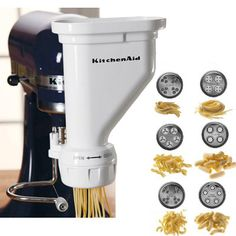 13 Best Kitchenaid Pasta Maker Images Homemade Pasta Kitchen Aid