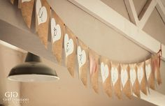 Kitchen Tea details at 2 Sisters. The attention to detail makes the event so much more memorable. #bunting #kitchentea #party #event #detail #photography #gertjgagiano