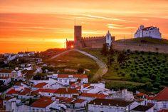 Os 10 mais bonitos castelos de Portugal - Castelo de Arraiolos