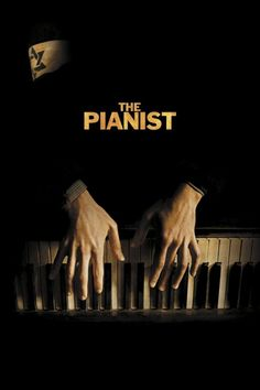 The Pianist ~ one adrian brody's finest performances. seems he puts all he has in the movie!