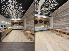 Frozen Yoghurt Store Interior Design 5