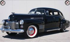 1941 Cadillac Deluxe Touring Sedan                                                                                                                                                                                 More