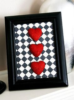 Make 3D Valentine Art