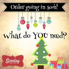 Oh Christmas Tree, oh Christmas Tree, some Scentsy for your branches... Https://cgqualls.scentsy.us