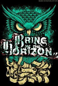 Bring Me The Horizon.