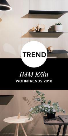 Wir haben Euch nach Köln mitgenommen und zwar auf die Internationale Einrichtungsmesse.  Zurückgekehrt sind wir mit reichlich neuen Trends für 2018, persönlichen Highlights und fabelhaften Eindrücken von spannenden Ausstellern.  Welche Wandfarbe jetzt Euer Heim zieren sollte und welche gewagten Kombination die Möbelexperten in diesem Jahr für uns bereithalten, erfahrt Ihr jetzt auf dem Blog. #imm #imm2018 #immcologne