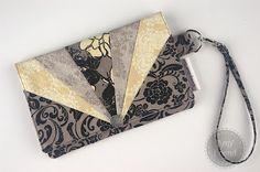 Envelope Wristlet Tutorial