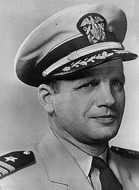 Lt. Richard Antrim, USN - When a fellow POW officer was being viciously beaten to a point he could not survive, Lt. Antrim, with all the Japanese guards assembled plus 2,700 Allied prisoners, asked to take the rest of the punishment, catching the guards off balance and inciting a roar of acclaim from the prisoners. He saved the life of the POW and stunned the Japanese into sparing his life, bringing about a new respect for US officers and a great improvement in camp living conditions. April 1942