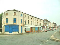 Goole, Aire Street 2006.