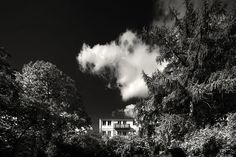 G H O S T by ®oland, via Flickr Clouds, Outdoor, Monochrome, Outdoors, Outdoor Games, The Great Outdoors, Cloud