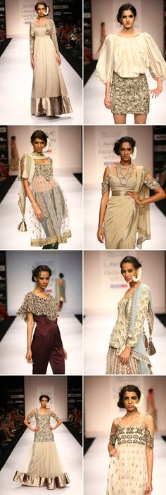 ChampagneShowers - Payal Singhal #bridal #embroidery