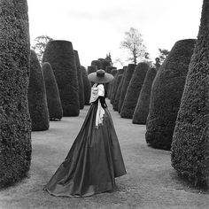 Rodney Smith - fashion photo- stunning perspective