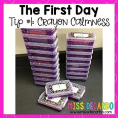 Miss DeCarbo: The First Day! 5 Tips For Success