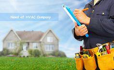 Understand The Need Of Hiring HVAC Company! http://goo.gl/aWb6hH