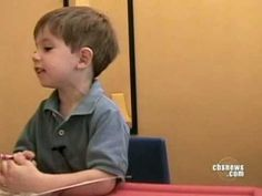 Stuttering - A Misunderstood Disorder - CBS News- Pinned by @PediaStaff – Please visit http://ht.ly/63sNt for all (hundreds of) our pediatric therapy pins