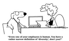 Workplace diversity - Recruitment and HR