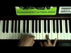 Your Grace Is Enough - How to play Contemporary Christian Piano