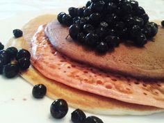 fitness dezerty: Americké palacinky Pancakes, Breakfast, Ethnic Recipes, Fitness, Food, Morning Coffee, Essen, Pancake, Meals