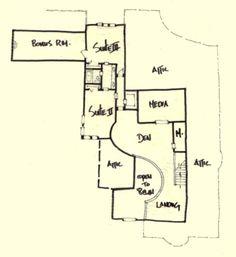 House Plan CottonWood - aboveallhouseplans.com