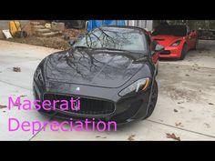 Maserati Granturismo Depreciation King. - YouTube Maserati Granturismo, King, Youtube, Youtubers, Youtube Movies