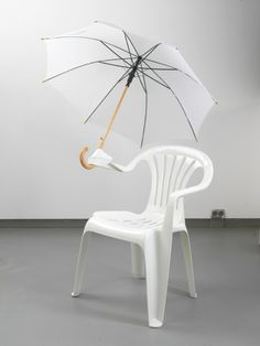 Plastic Chair Sculptures