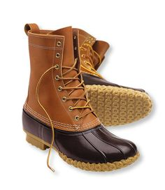 """Men's Bean Boots by L.L.Bean, 10"""" Insulated: Winter Boots 