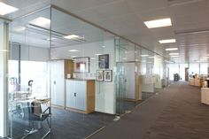 Glass Office Room Stall Room Partition For Separeted One Room With Another, Fascinating Glass Room Bookshelf Room Divider, Wood Room Divider, Glass Office Partitions, Glass Partition, Corporate Office Design, Glass Wall Systems, Office Room Dividers, Decorative Room Dividers, Divider Design