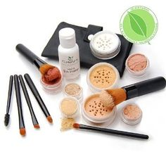 All Natural Makeup products, Love them and want more!