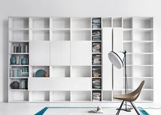 Lema Selecta 03 Wall Unit/Bookcase