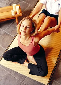 Thai massage ~ just had a 90-minute session and now my body feels fluid and my mind's totally loopy : )