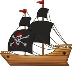 Bateau, Océan, Pirate, Voile, Mer