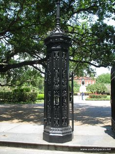 Metal-work in NOLA