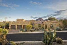 I liked this residential home in Scottsdale, Arizona