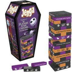 Jenga Nightmare Before Christmas by USAopoly, http://www.amazon.com/dp/B0035U4O1S/ref=cm_sw_r_pi_dp_0wW2rb07GC394