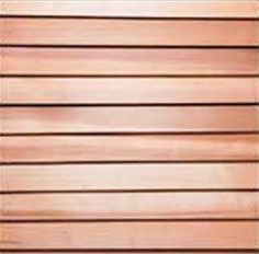 Western Red Cedar bevel siding is the most widely-used siding type.