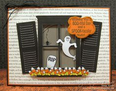 Stamp Scents Blog.  Love the Candy Corn flower box.