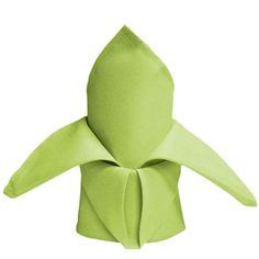 """Apple Green 20x20"""" Napkins 5pcs 