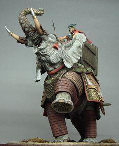 Thumbnail: Battle elephant Ptolemaic